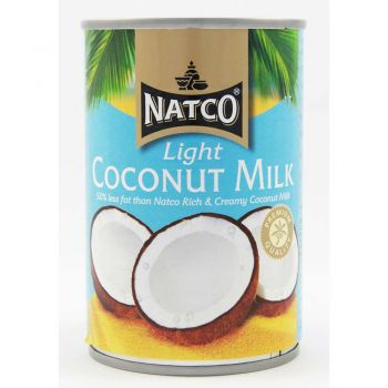 Natco Coconut Milk Light 400ml