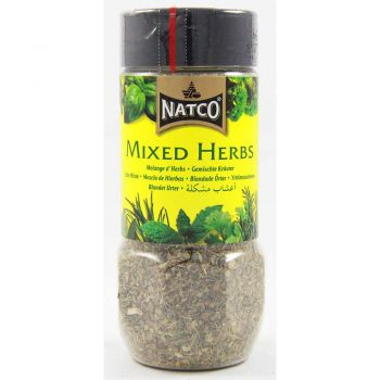 Natco Mixed Herbs 25g & 300g jars