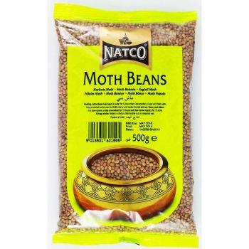 Natco Moth Beans 500g & 2kg Packs