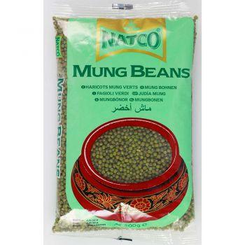 Natco Mung Beans 500g, 1kg & 2kg Packs