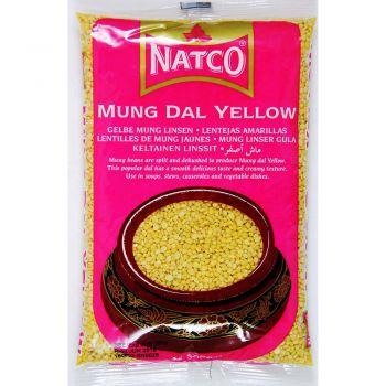 Natco Mung Dal Yellow 500g