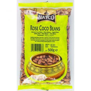 Natco Rose Coco Beans 500g