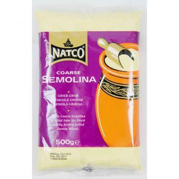 Natco Coarse Semolina 500g