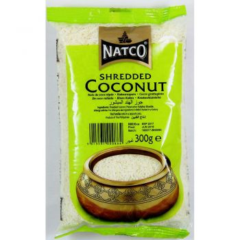 Natco Shredded Coconut 300g