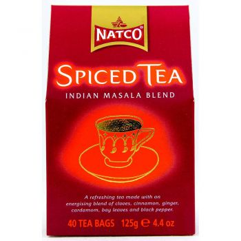 Natco Spiced Tea Bags 40's