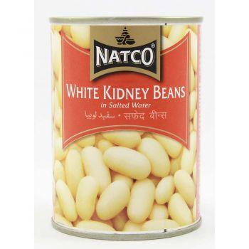 Natco White Kidney Beans 400g