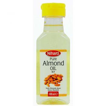 Niharti Pure Almond Oil 100ml