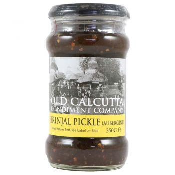 Old Calcutta Condiment Co. Brinjal Pickle (Aubergine) 300g