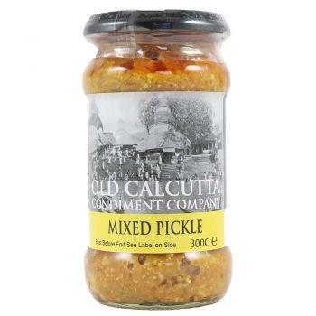 Old Calcutta Condiment Co. Mixed Pickle 300g
