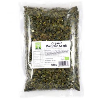 Organic Swaad Pumpkin Seeds 500g
