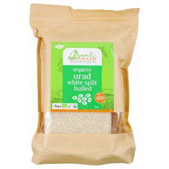 Organic Swaad Urad Dal White 1kg