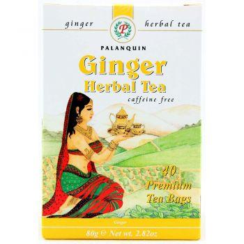 Palanquin Ginger Tea Bags 40 per pack