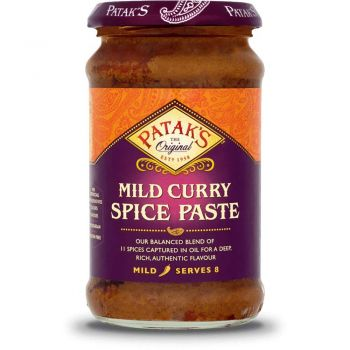 Pataks Mild Curry Spice Paste 283g & 2.2kg