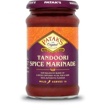 Patak's Tandoori Spice Marinade 312g