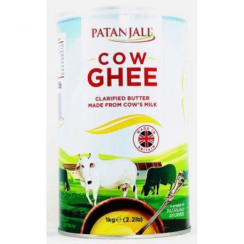 Patanjali Cow Ghee 1kg Tins