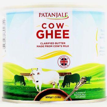 Patanjali Cow Ghee 500g Tins