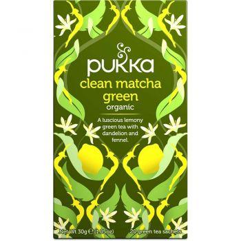 Pukka Clean Match Green
