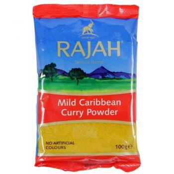 Rajah Mild Caribbean Curry Powder 100g