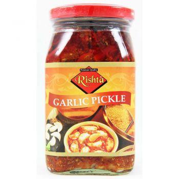 Rishta Garlic Pickle 400g