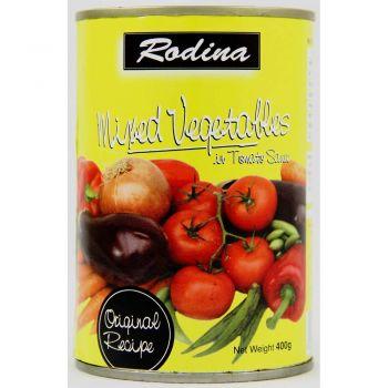Rodina Mixed Vegetables 400g