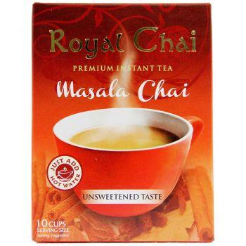 Royal Chai Masala Chai Unsweetened 10 Sachets