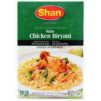 Shan Malay Chicken Biryani Mix 60g