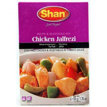 Shan Chicken Jalfrezi 50g