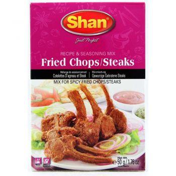 Shan Fried Chop/Steaks 50g