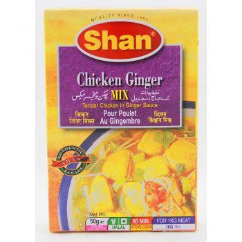 Shan Chicken Ginger Mix 50g