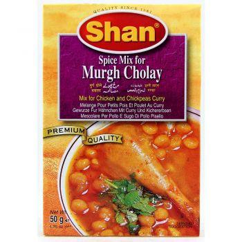 Shan Murgh Cholay Mix 40g