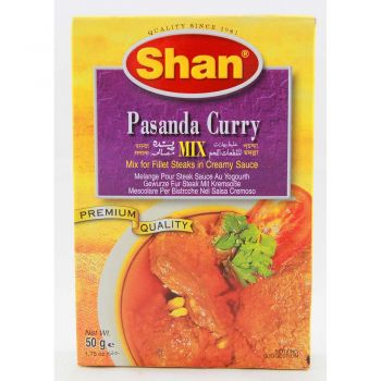 Shan Pasanda Curry Mix 50g