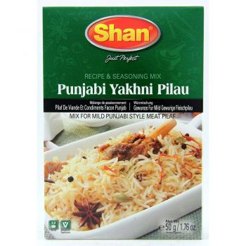 Shan Punjabi Yakhni Pilau Mix 50g