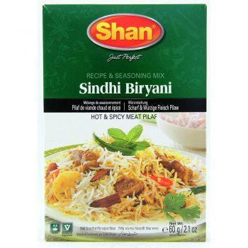 Shan Sindhi Biryani Mix 60g