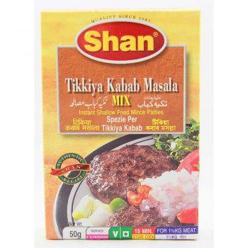 Shan Tikkiya Kabab Masala Mix 50g