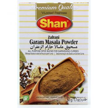 Shan Zafrani Garam Masala 50g