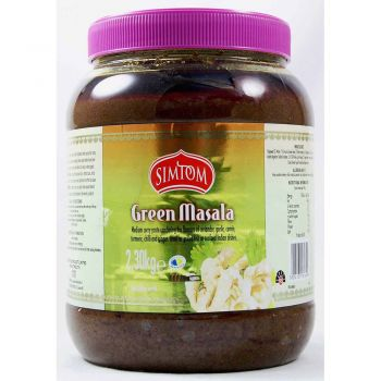 Simtom Green Masala Curry Paste 2.3kg