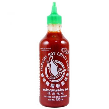 Flying Goose Brand Sriracha Hot Chilli Sauce 455ml
