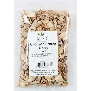 Taste Chopped Lemon Grass 50g