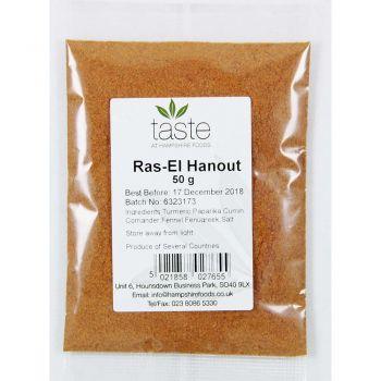 Taste Ras-El Hanout 50g