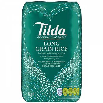 Tilda Long Grain Rice 2kg