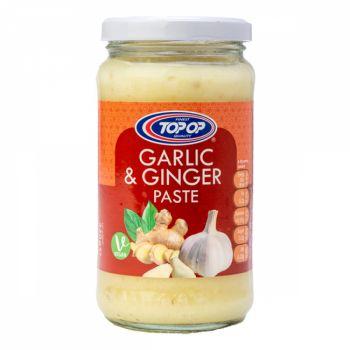 Top Op Garlic & Ginger Paste 330g