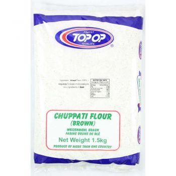 Top Op Brown Chapatti Flour 1.5kg