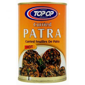 Top Op Curried Patra Hot 350g