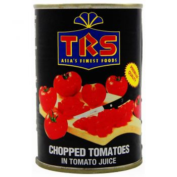 TRS Chopped Tomatoes 400g