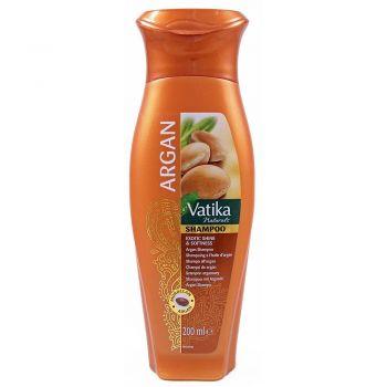Dabur Vatika Naturals Argan Shampoo 200ml