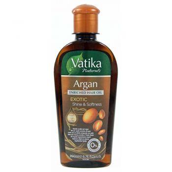 Dabur Vatika Naturals Argan Enriched Hair Oil 200ml