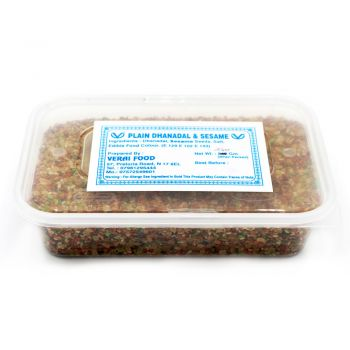 Verai Foods Plain Dhanadal & Sesame 240g