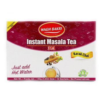 Wagh Bakri Instant Tea Pemix Masala 10 Sachets
